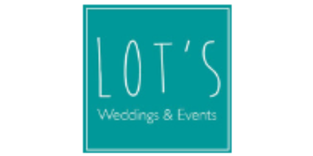 TrouwGilde partner: Lot's Weddings & Events